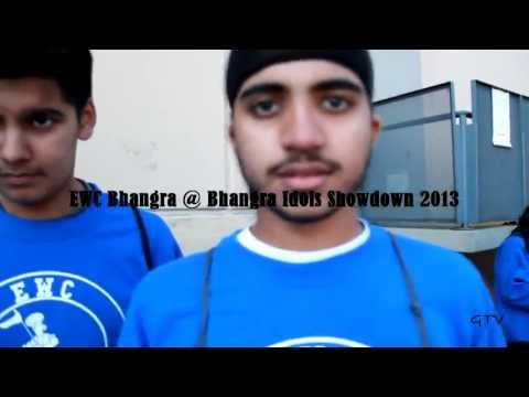 EWC Juniors Backstage – Bhangra Idols Showdown 2013