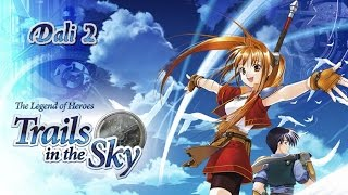 The Legend of Heroes: Trails in the Sky PC Gameplay FullHD 1080p