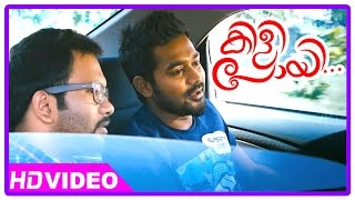 Kilipoyi Malayalam Movie | Scenes | Asif Ali and Aju Varghese Leaves to Goa