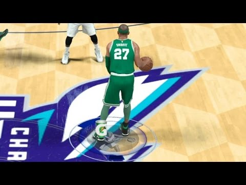NBA 2K17 My Career - No Stamina for the Last Shot! PS4 Pro 4K