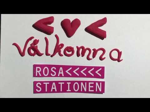 Rosa Stationen Telefonplan