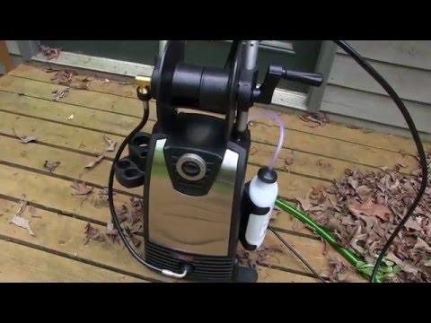 Simoniz 1800 Psi Pressure Washer Review Funnycat Tv