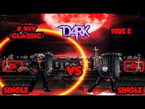 "[KOF TM] K' XIV ""Final Ver""(Classic) Vs True K"