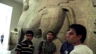 Arte Assiria no British Museum