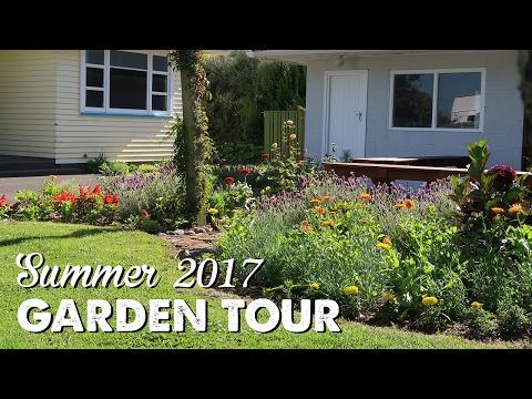 Garden Tour: Summer 2017 | A Thousand Words