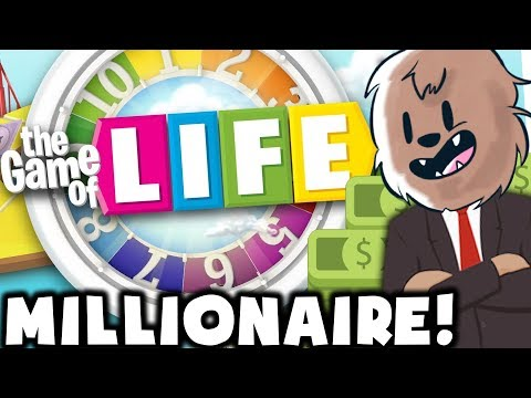 THE RICHEST MAN IN THE WORLD - THE GAME OF LIFE
