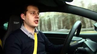 Тест драйв Renault Megane RS