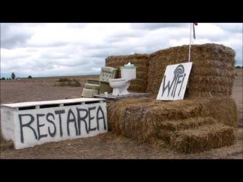 【閲覧注意】中西部こじれ旅 Nebraska Rest Areaに感動!