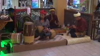 Traditional Music at the National Craft Day Malaysia 2015
