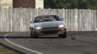 1990 Jaguar XJ-S Top Gear Track