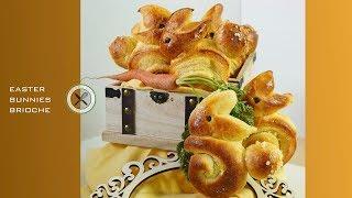Easter Bunnies Brioche – Bruno Albouze – THE REAL DEAL