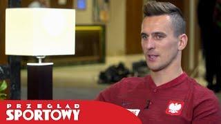 Milik: Czułem się najbardziej hejtowanym piłkarzem w Polsce