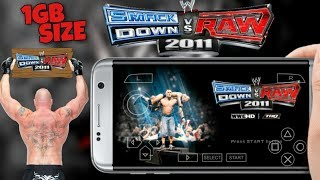 How To Download & Install Wwe Smackdown Vs Raw 2011 || With Gameplay Proof 2018