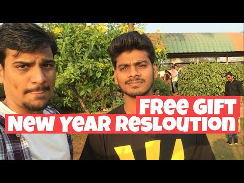 2018 HAPPY NEW YEAR RESOLUTION IN INDIA  PRINTOCTOPUS GIFTS   PV VLOGS