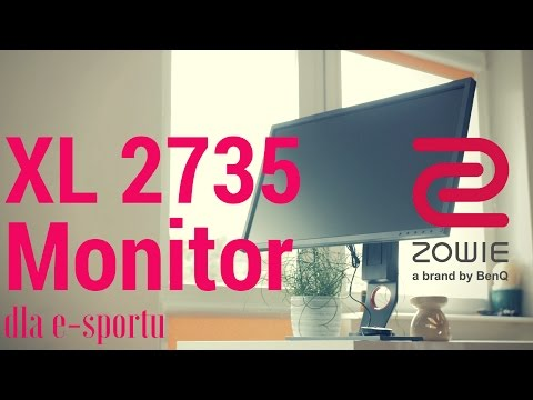 ZOWIE XL2735 - monitor dla weterana CS:GO