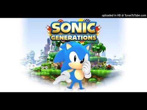 Green Grove Zone Classic Remix V2 - Sonic Generations