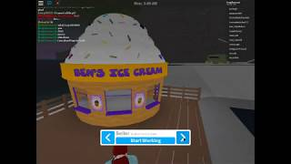 getting a new job on roblox