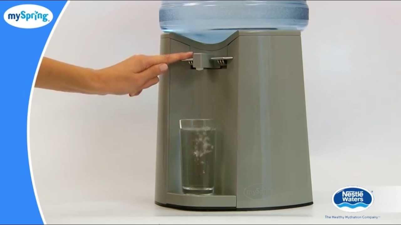 Инструкция кулер для воды