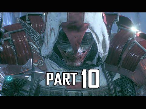 Batman Arkham Knight Walkthrough Part 10 - Azrael (Let's Play Gameplay Commentary)