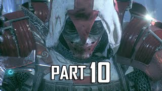 Batman Arkham Knight Walkthrough Part 10 - Azrael (Let