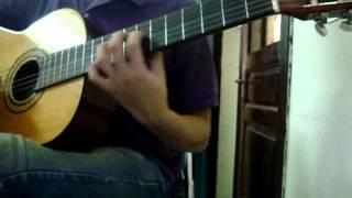 Cô gái mở đường - Guitar classic