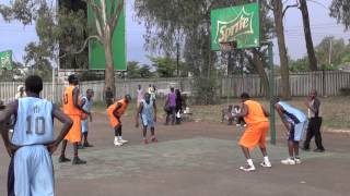 James Mathiang Luk 2013 Dankind Academy 2nd Leg Highlights (Nairobi Basketball Association)