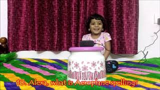 Funny Questions to Ask Alexa for Kids || Daily Life Useful Commands