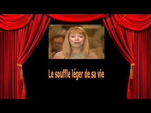 Karaoké Isabelle Aubret   La source