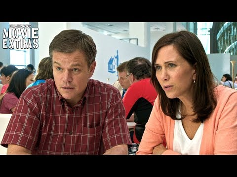 Downsizing release clip compilation & Final Trailer (2017)