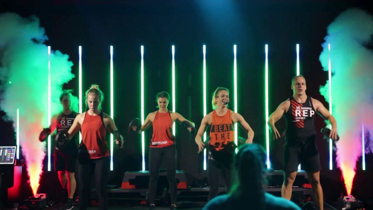 finest selection 2b10b eccca SuperFit Europa-Center Bodypump 100 | 14.01.2017