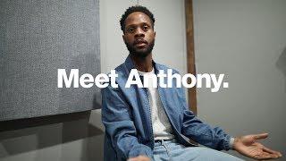 Meet Anthony – American Apparel