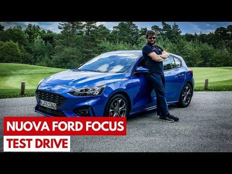 Nuova Ford Focus | Test Drive in anteprima della quarta generazione