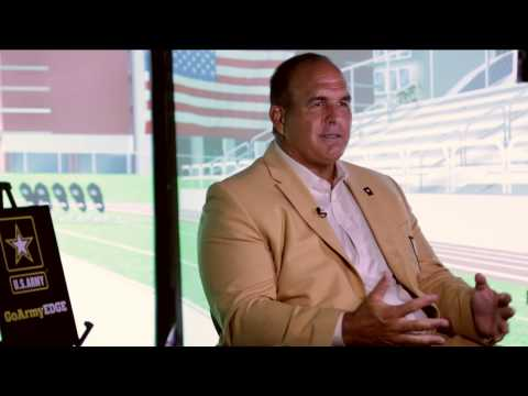 Bruce Matthews Interview