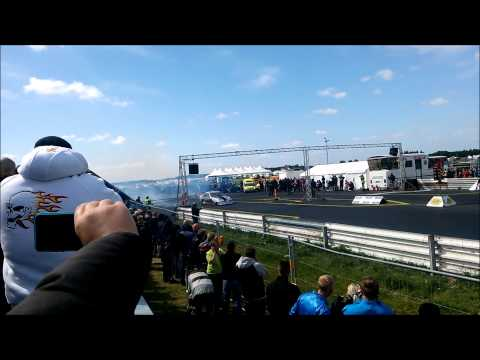 jet powered drag car with 15.000 BHP!!!