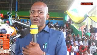 Watoto wapimwe afya zao Klinic Kama wameKeketwa wazazi wabebeshwa mzigo Dokta Ndungulile