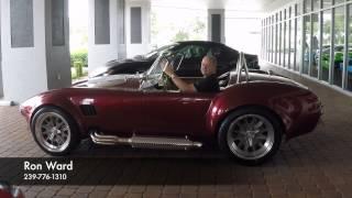 1965 BackDraft Racing 427 Shelby Replica