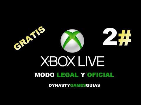 Tutorial legal para 3 meses Xbox Live Gratis - configurar puertos o cambiar Gamertag Parte 2-2