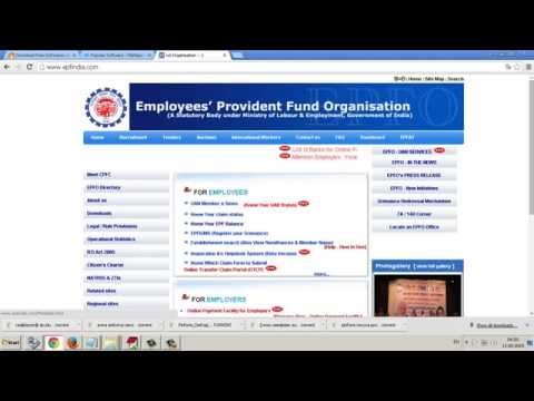 How to Check your EPF Balance Statement Online