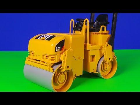 Bruder Caterpillar rullo compressore 2433