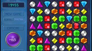Bejeweled Deluxe - Timed Mode