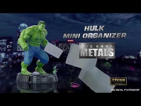 Petron Avengers Desk Collectibles Promo