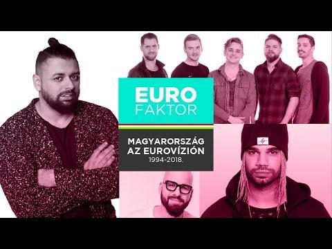 MAGYARORSZ�G AZ EUROV�ZIÓN 1994-2018.