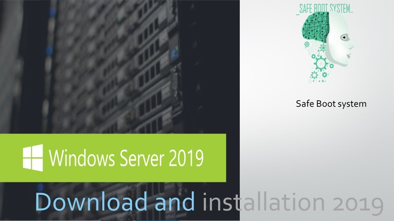 How to download Windows server 2019 iso file on windows official website