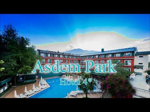 Asdem Park 4*|Турция, Кемер|Отзыв 2019