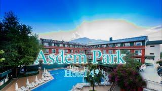 Asdem Park 4 Турция Кемер Отзыв 2019