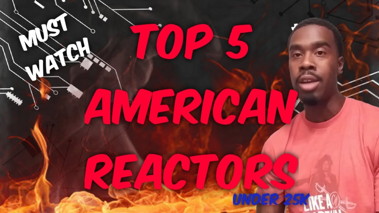 Top 5 Small YouTube Reaction Channels
