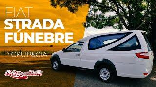 Fiat Strada Fúnebre Modelo Vorax - Pickup&Cia