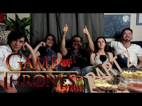 Game of Thrones Season 8 Episode 2 'A Knight Of The Seven Kingdoms' REACTION!! (Part 2)