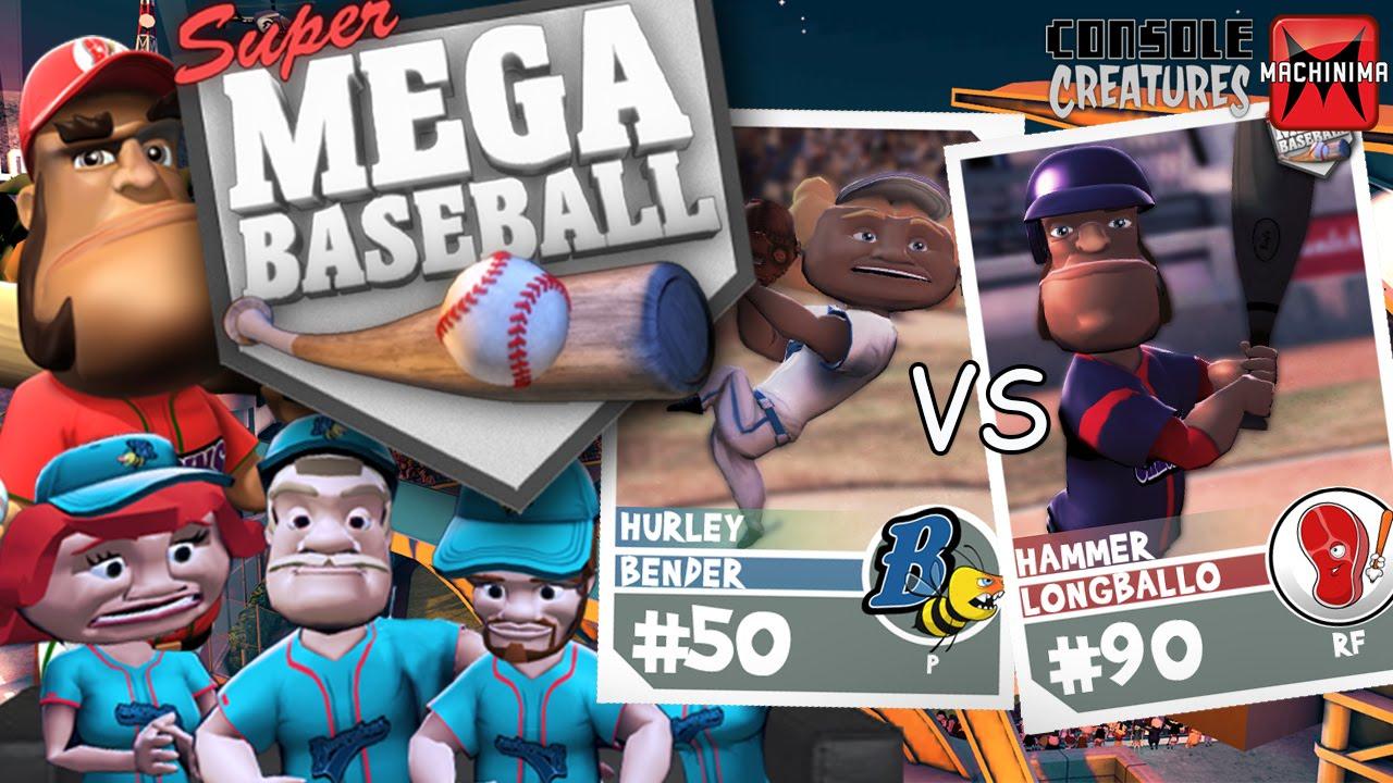 super mega baseball full game gameplay youtube