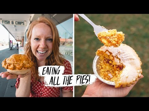 New Zealand PIE TOUR! - Best Pies IN THE WORLD?? (Tasting Savory & Sweet Pies In Christchurch)